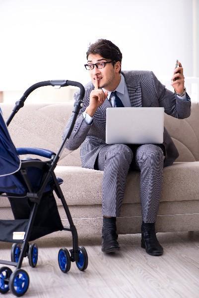 cong u00e9 parental   l u0026 39 employeur conserve son pouvoir de direction sur les horaires  m u00eame pour les