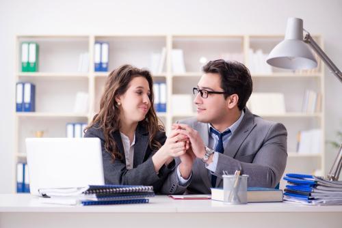 Les relations amoureuses au travail: Liaisons dangereuses