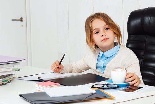 Puis-je emmener mon enfant au travail ?