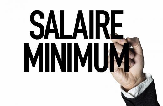 SMIC : revalorisation de 1.24 % au 1er janvier, soit