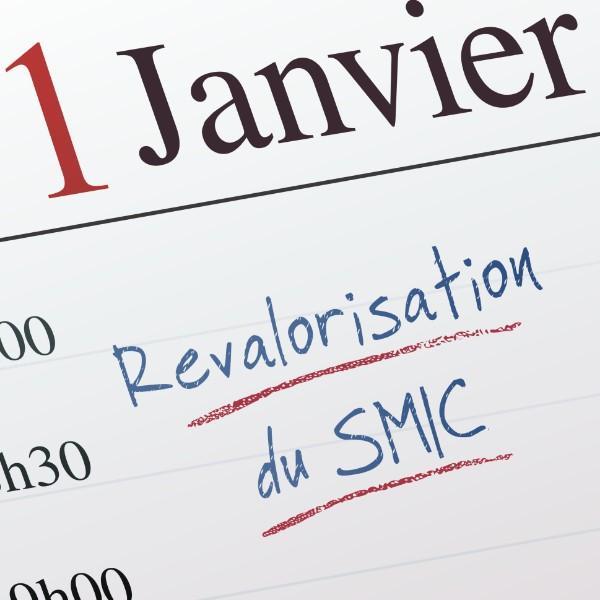 1er janvier 2020 : pas de coup de pouce, mais une augmentation de 1.2 % du SMIC