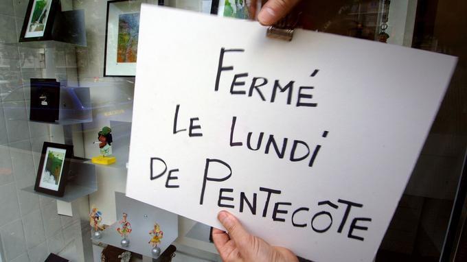 Journée de solidarité : et non, le choix du lundi de Pentecôte n'est pas obligatoire !