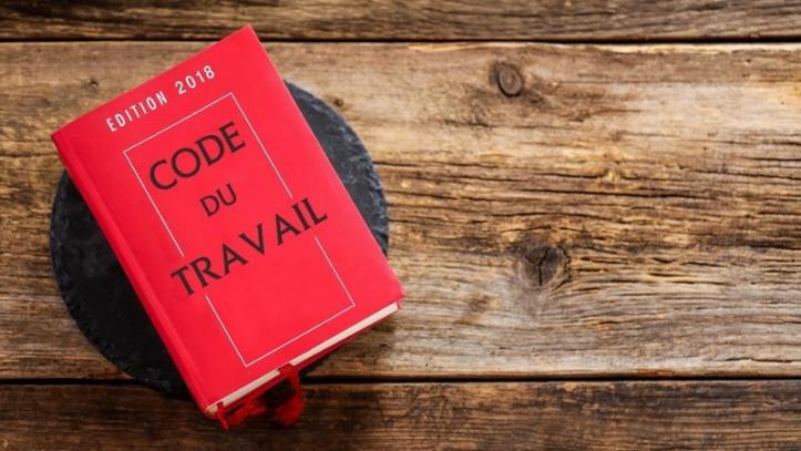 code du travail - règlement intérieur