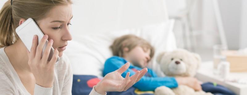 Enfant malade : L'employeur peut-il vous refuser un congé ? (4/5)
