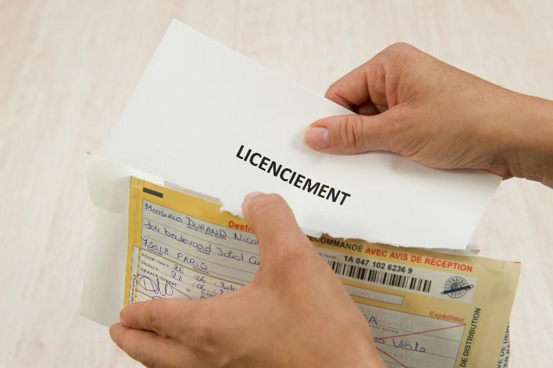 Reforme Du Code Du Travail Modele De Lettre De Licenciement Pour