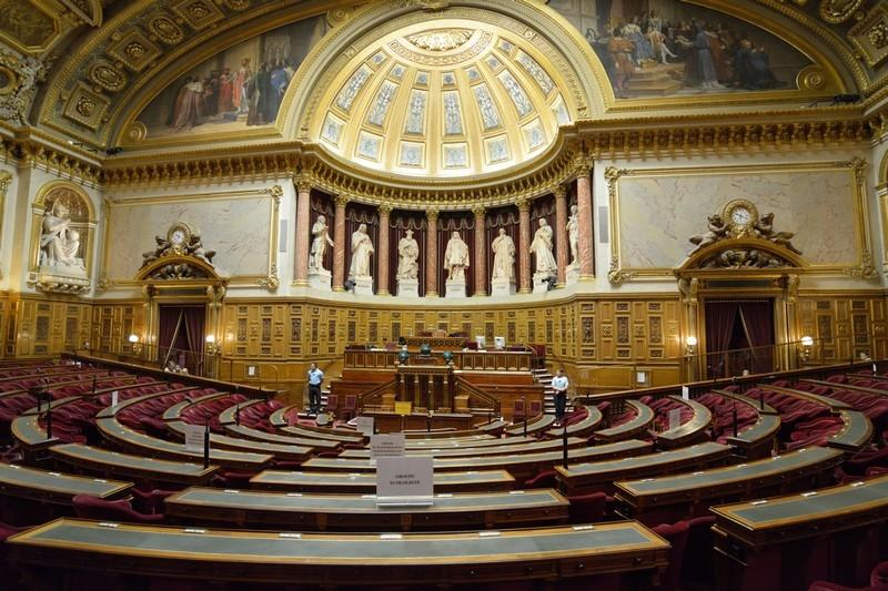 Examen du projet de loi d'habilitation par le sénat ce lundi 24 juillet à 16 h
