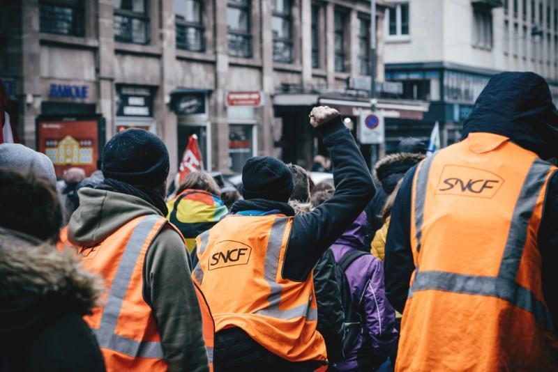 La perte abyssale de la SNCF à la suite des mouvements de grève!