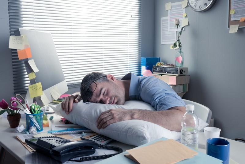 La sieste au travail: Des vertus inattendues