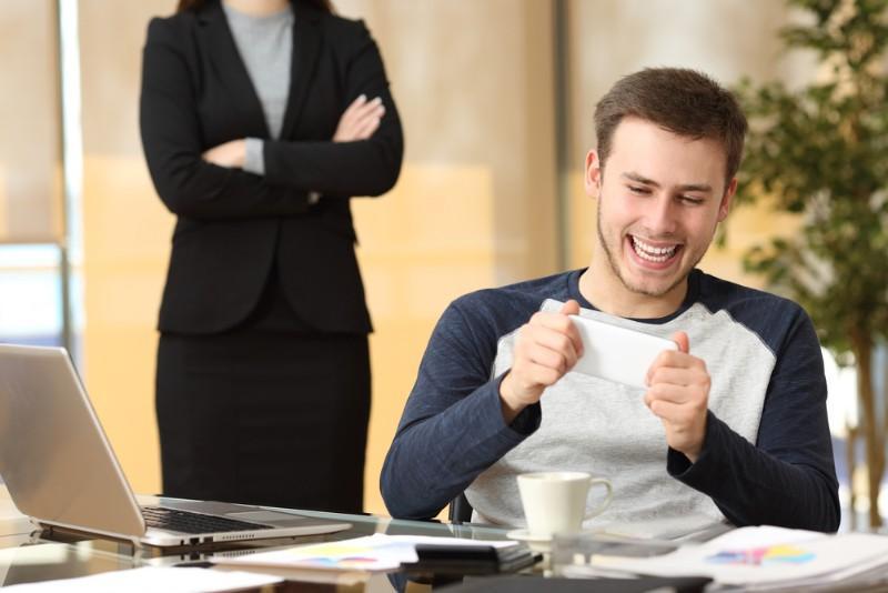 Détournement du temps de travail par le salarié : attention !