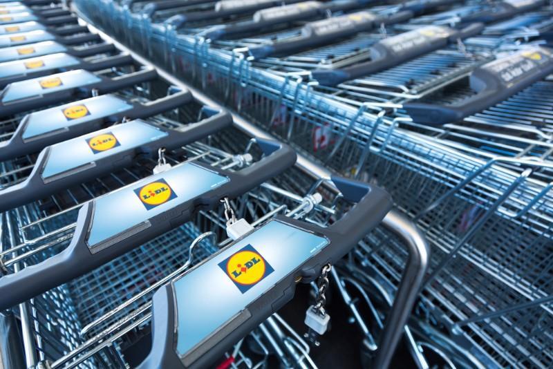 Lidl : après Cash Investigation, les salariés d'un entrepôt Lidl en grève dans les Bouches du Rhône.