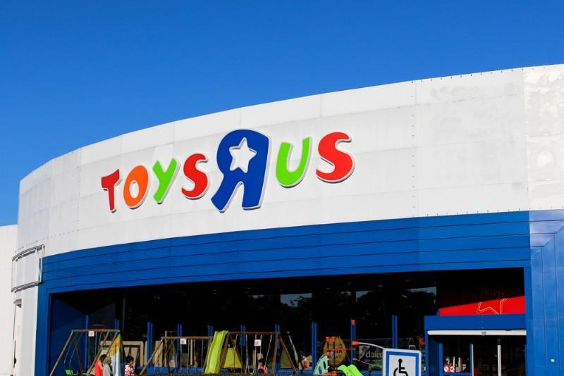 La filiale française de Toys'R Us demande à être placée en redressement judiciaire