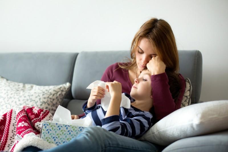 Enfant malade: L'employeur peut-il vous refuser un congé ? (1/5)