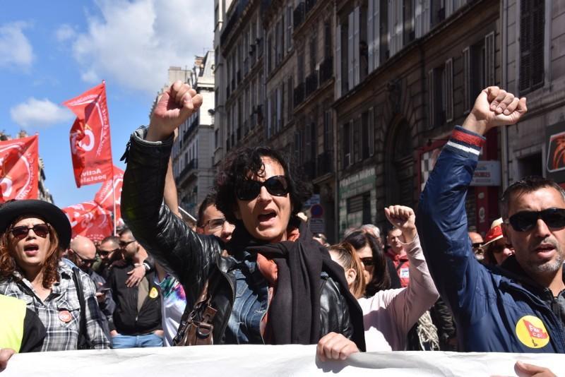 Grève de la fonction publique: une mobilisation mitigée malgré un front syndical uni