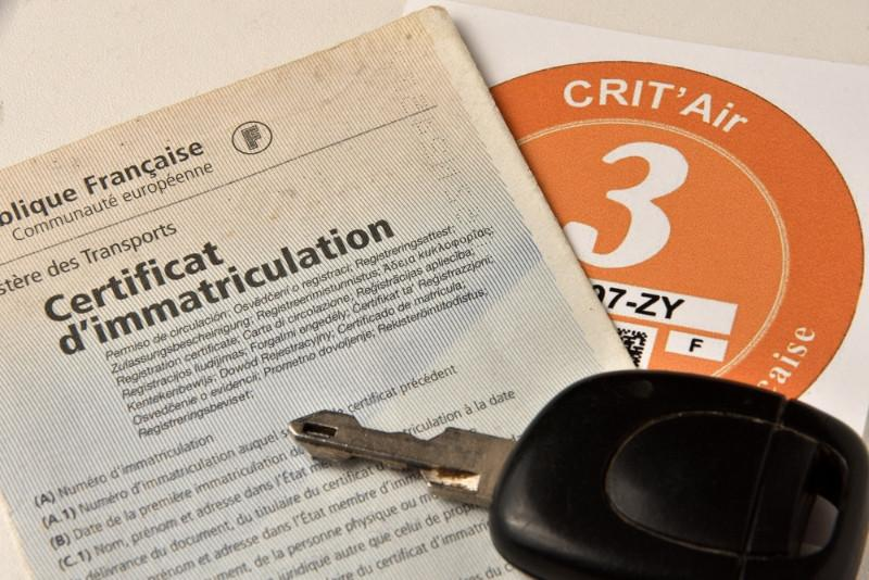 Crit'air et flotte automobile d'entreprise : qui paye en cas de contravention ?