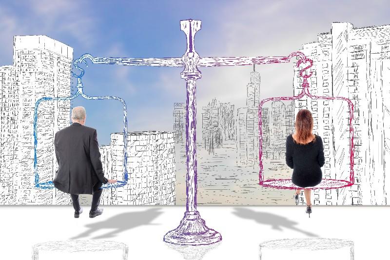 Inegalite Homme Femme L Islande Et L Allemagne Accelerent La